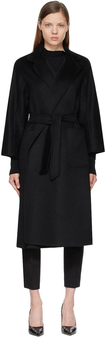 Black Labbro Coat