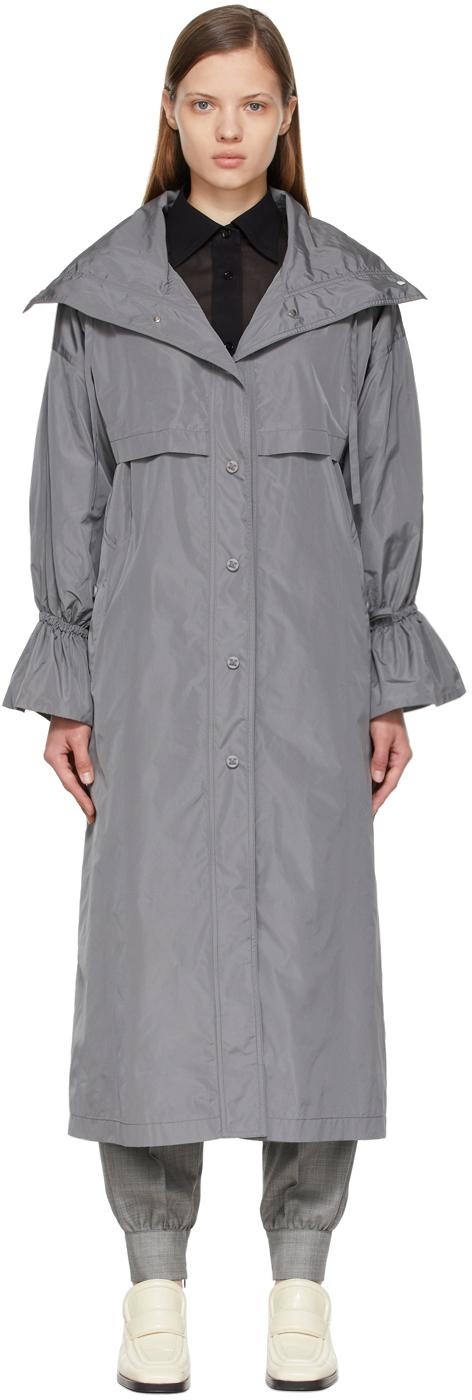 Grey Faesite Coat