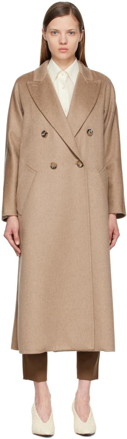 Tan Selina Coat