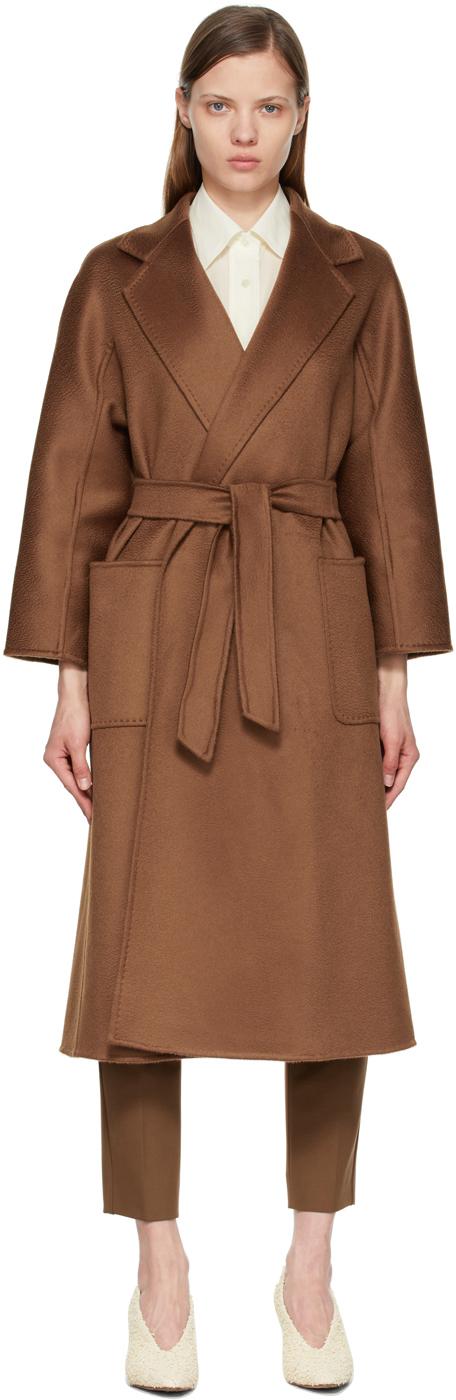 Brown Labbro Coat