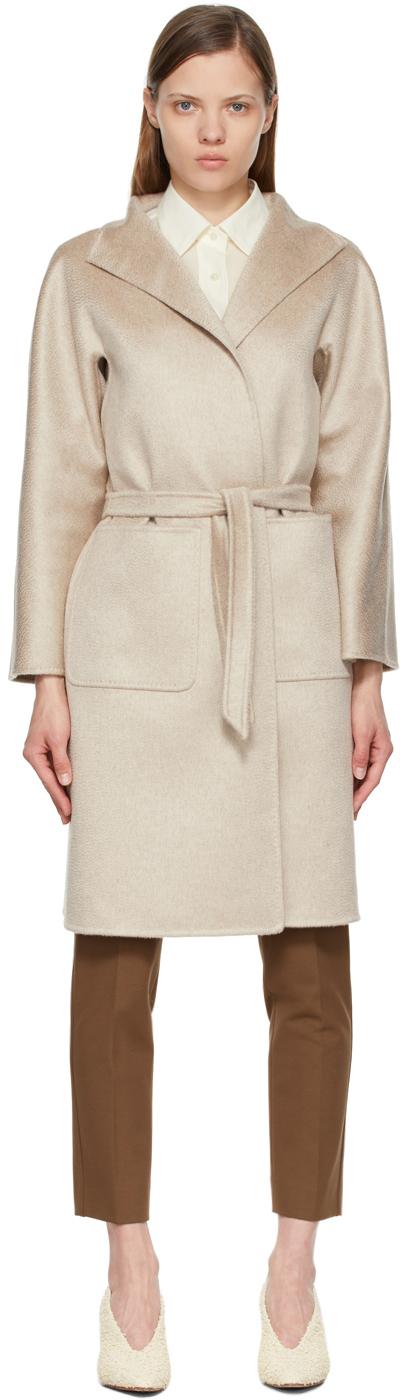 Beige Lilia Coat