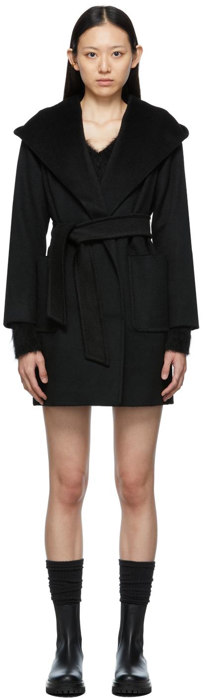 Black Rialto Coat