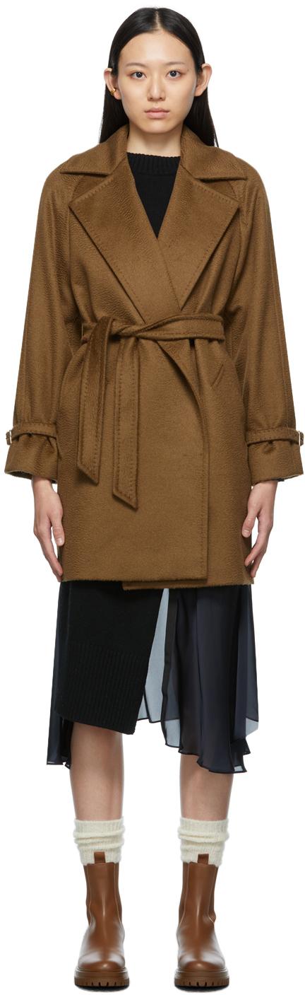 Brown Medina Coat