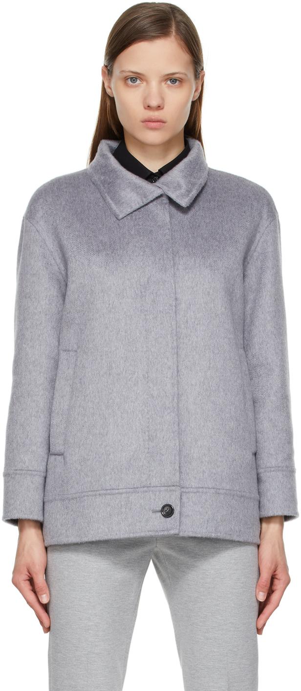 Grey Matteo Jacket
