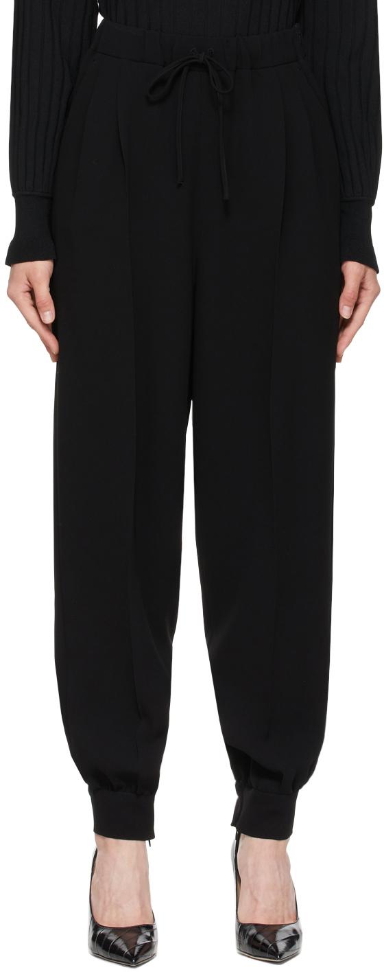 Black Umico Trousers