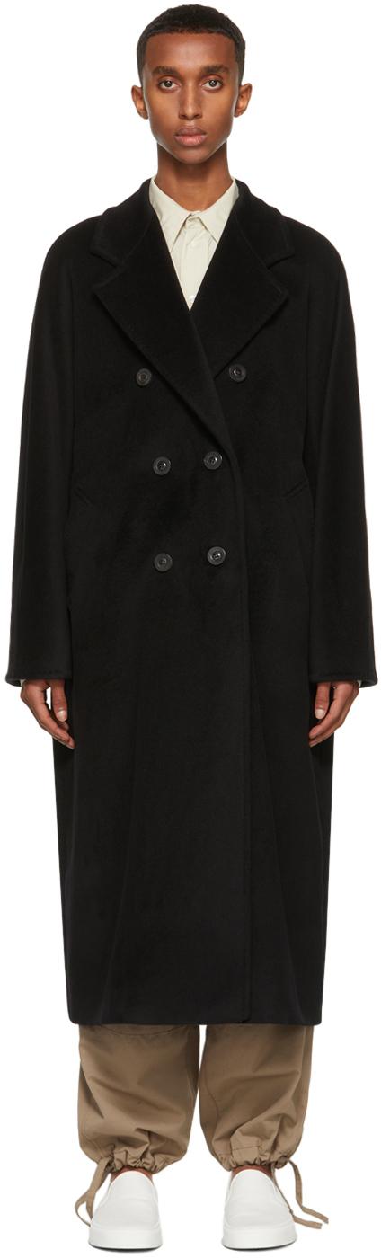 Black Madame Icon Coat