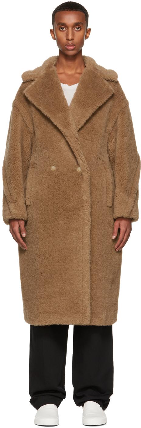 Brown Teddy Bear Icon Coat
