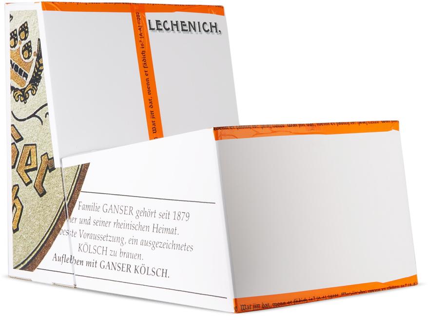 White Limited Edition Rheinischer Frohsinn Chair