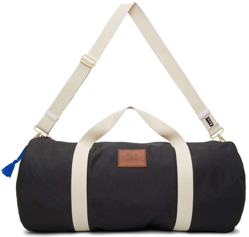 Black Arataki Face Duffle Bag