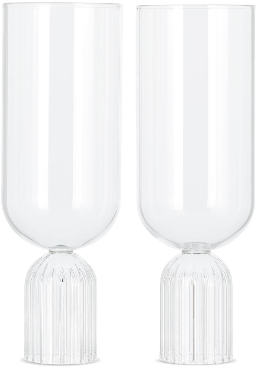 May Tall Medium Glass Set