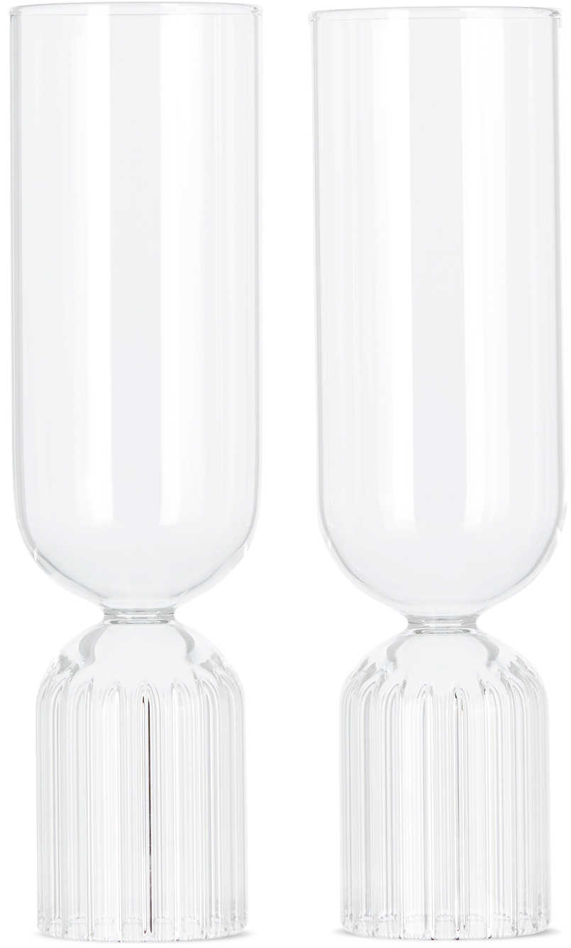 May Champagne Flute Set