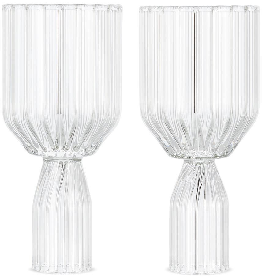 Margot White Wine Goblet Set