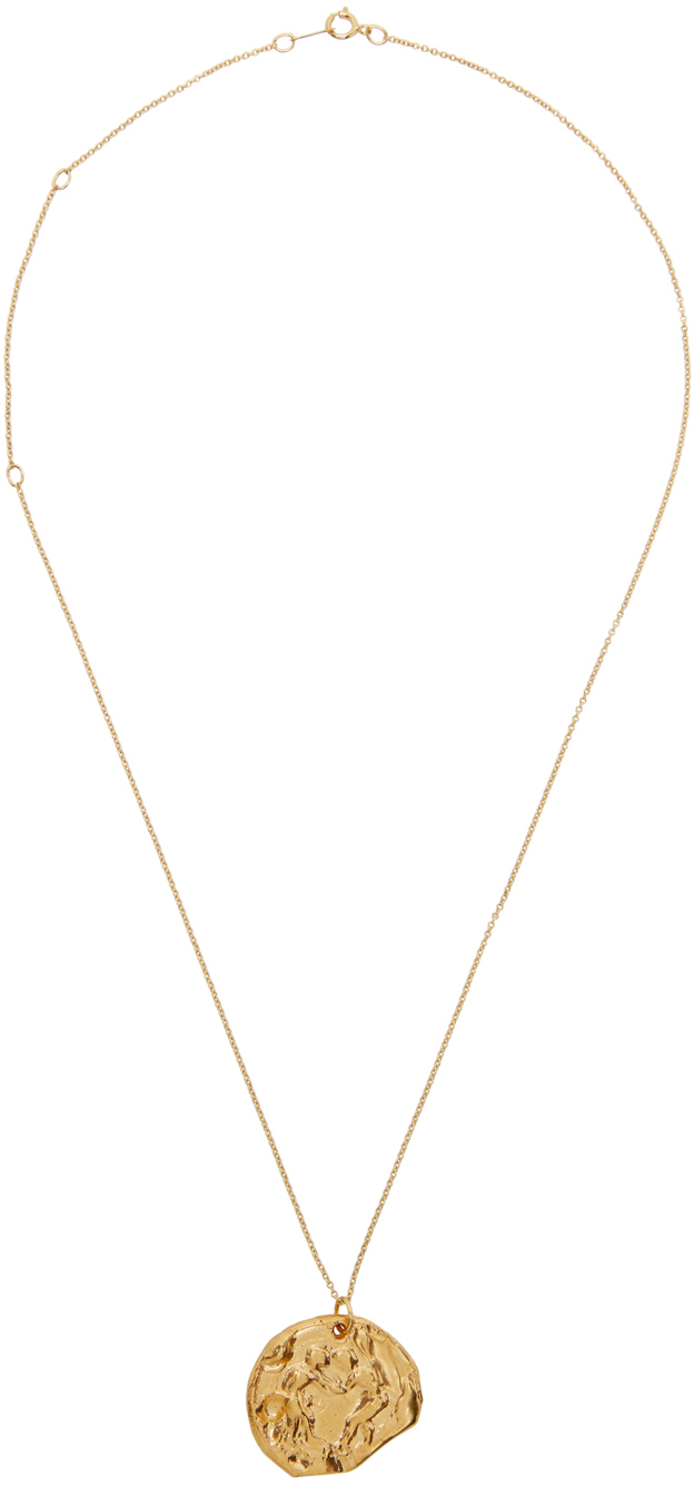 Gold 'The Kindred Souls' Necklace