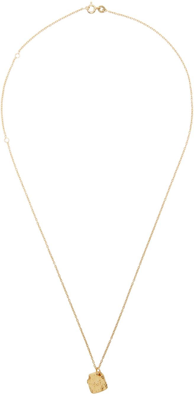 Gold 'The Alchemist' Necklace