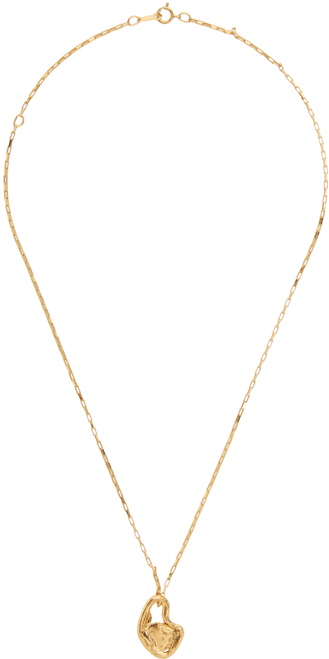 Gold 'The Mia' Necklace