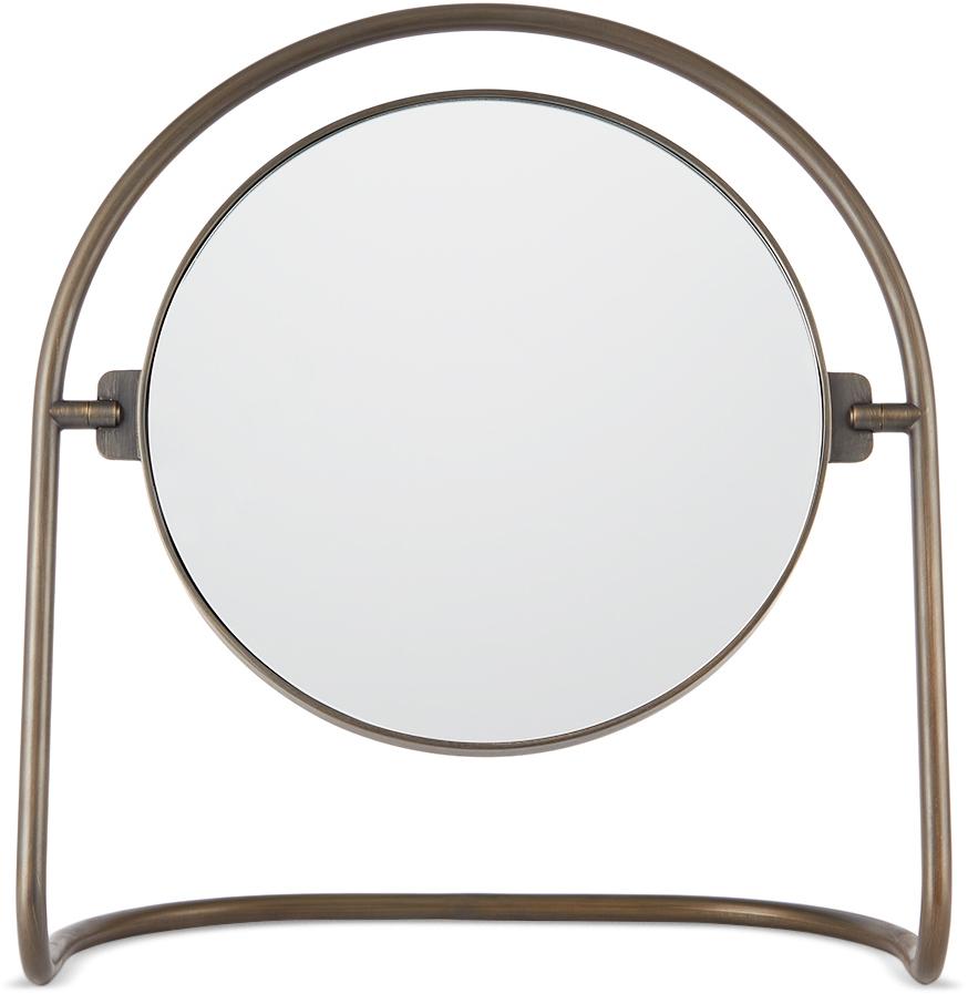 Bronze Nimbus Table Mirror