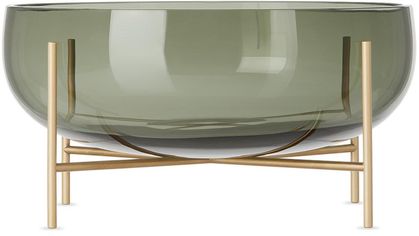 Black Large Échasse Bowl