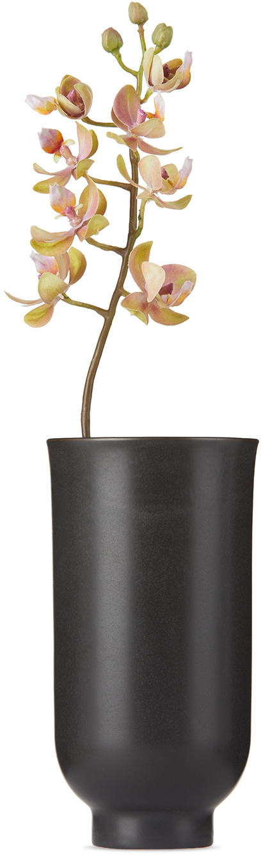 Black Small Cyclades Vase