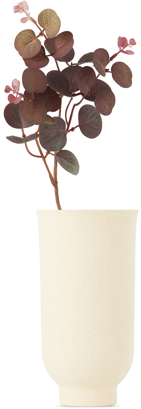 Beige Small Cyclades Vase