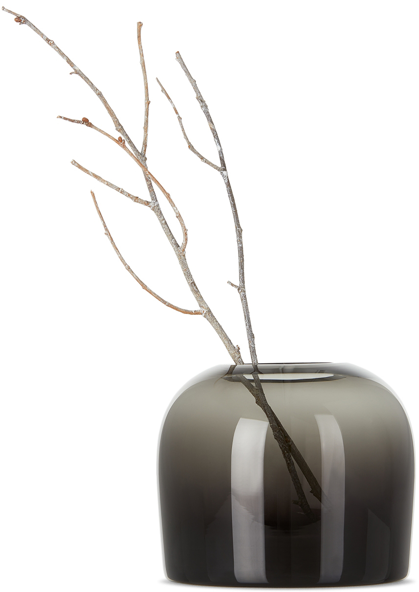 Black Medium Troll Vase