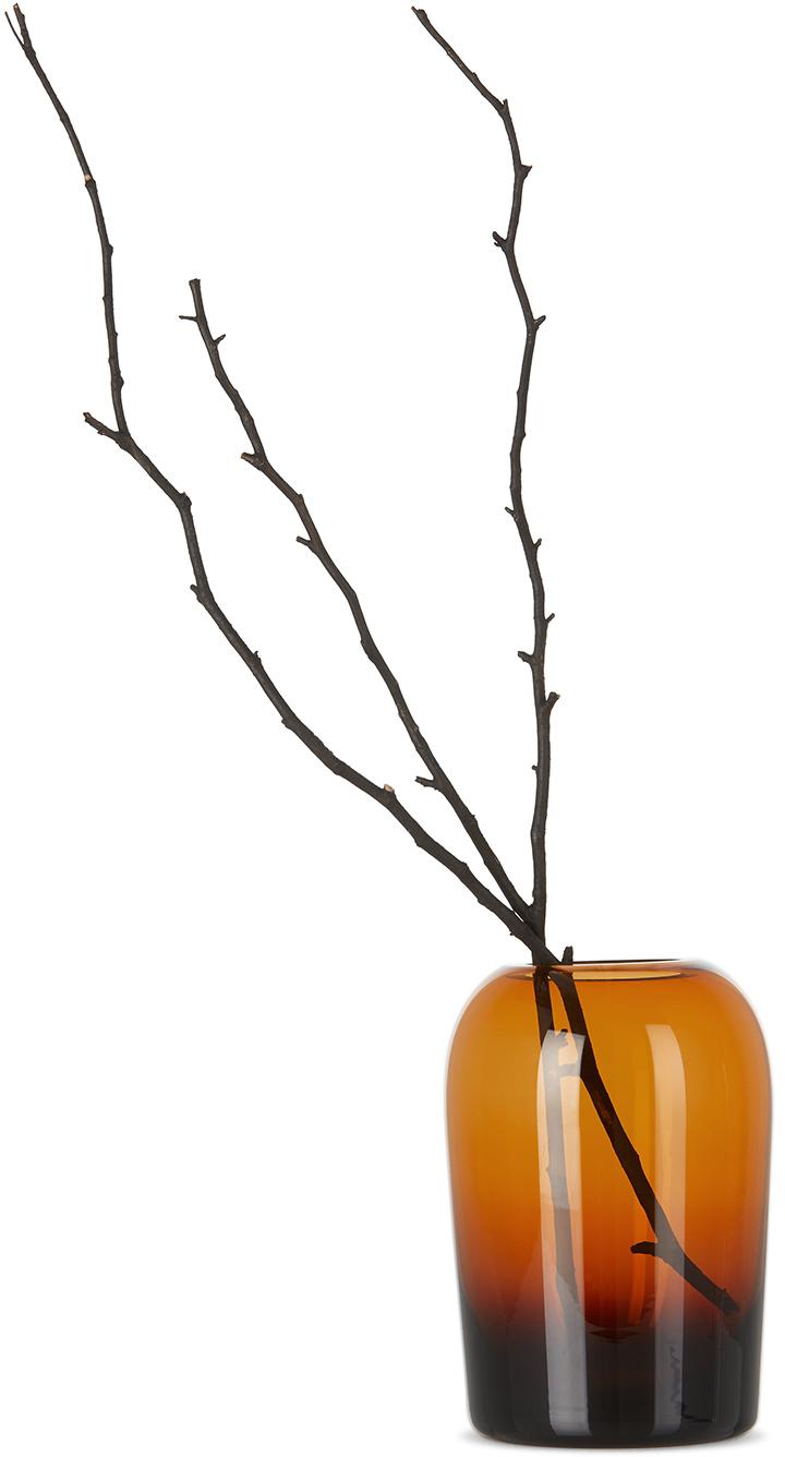 Orange Large Troll Vase