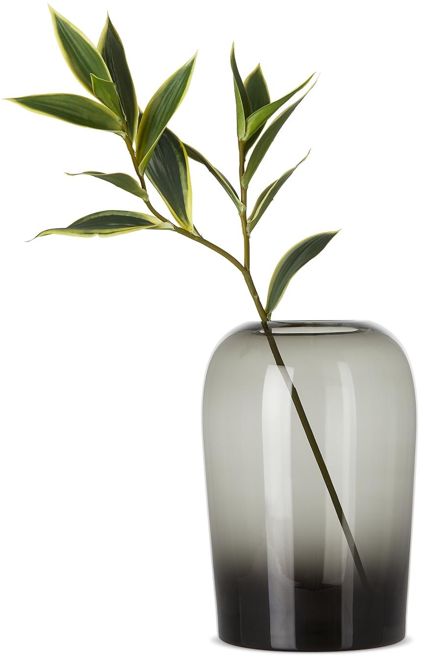 Black Extra Large Troll Vase
