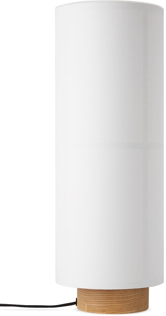 White Hashira Table Lamp