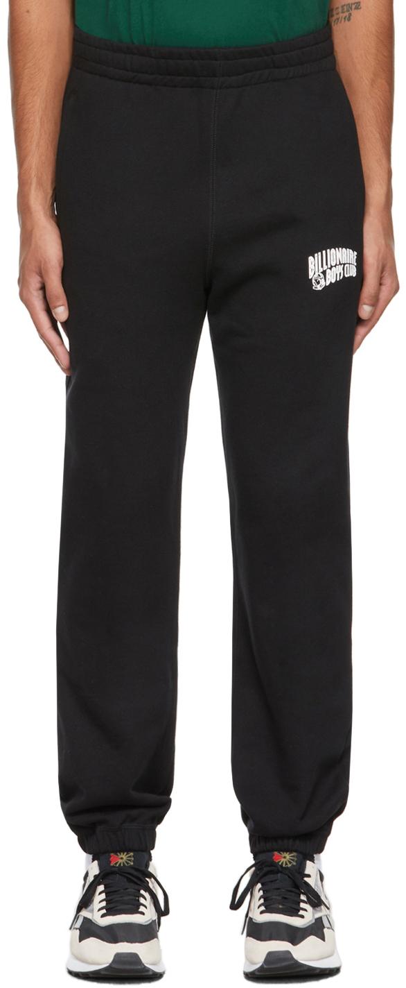 Black Small Arch Logo Lounge Pants