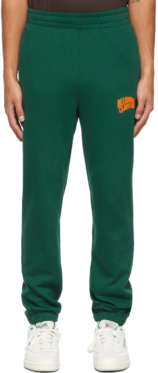Green Small Arch Logo Lounge Pants
