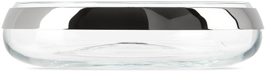 Transparent Duo Medium Bowl