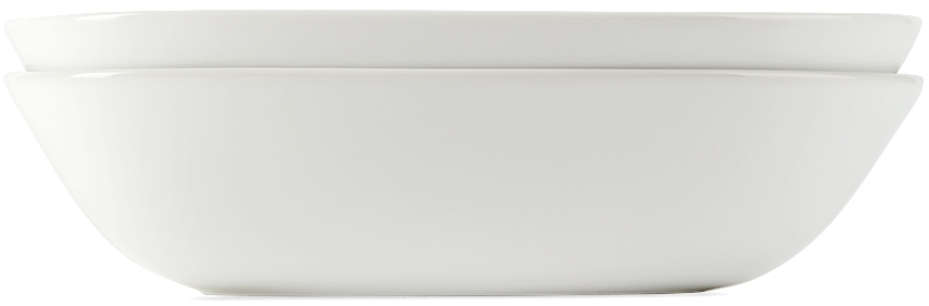 Two-Pack White Sky Large Pasta Bowls