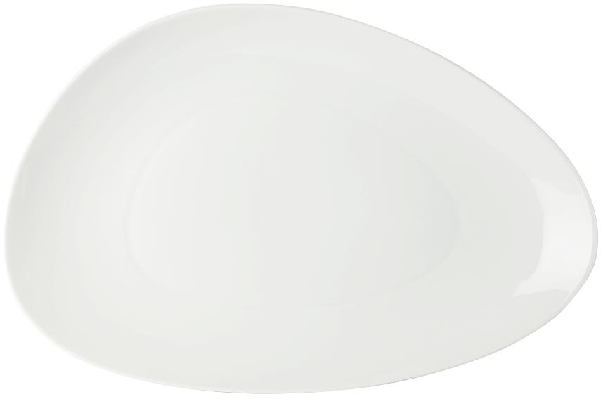 White Sky Serving Platter