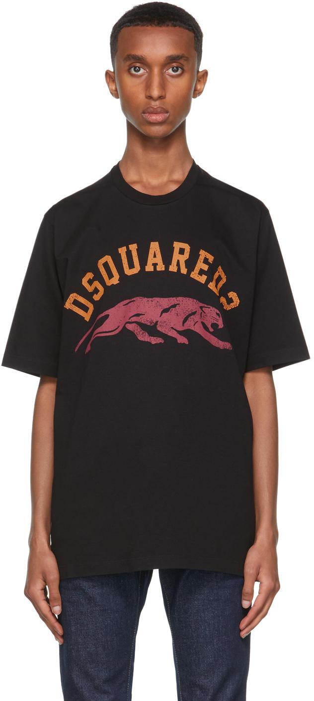 Black Tiger Slouch T-Shirt