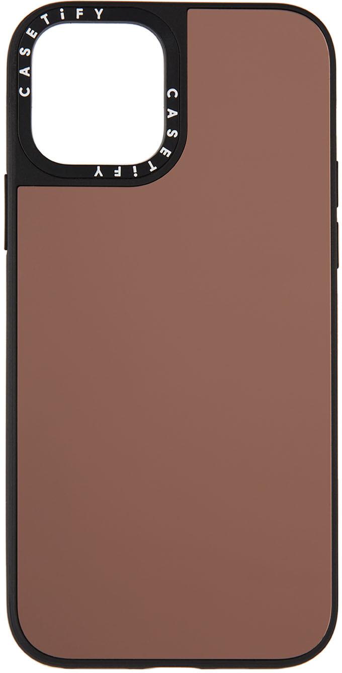Bronze Mirror iPhone 12 Pro Case