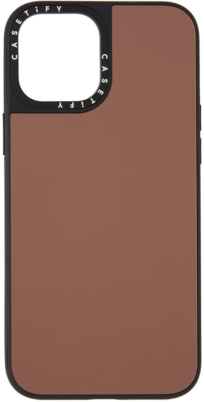 Bronze Mirror iPhone 12 Pro Max Case