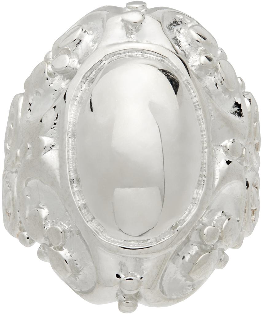 Silver Rachels Ring