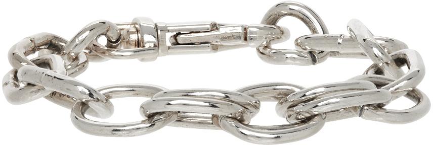 Silver Emm Bracelet