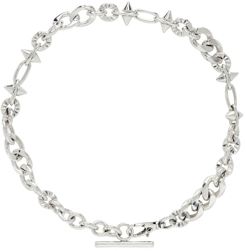 Silver Morgan Mix Necklace