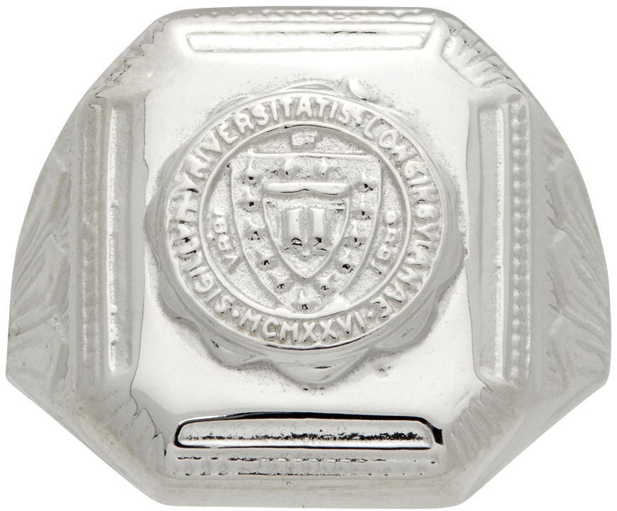 Silver Uni Ring