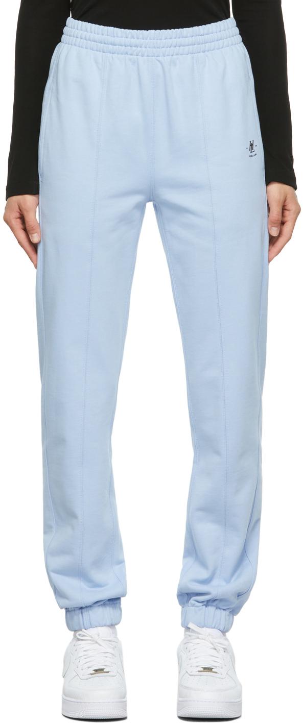 Blue Logo Lounge Pants