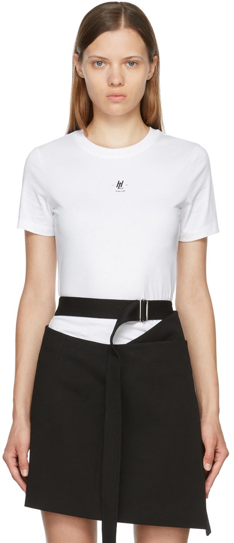 White HL Baby T-Shirt