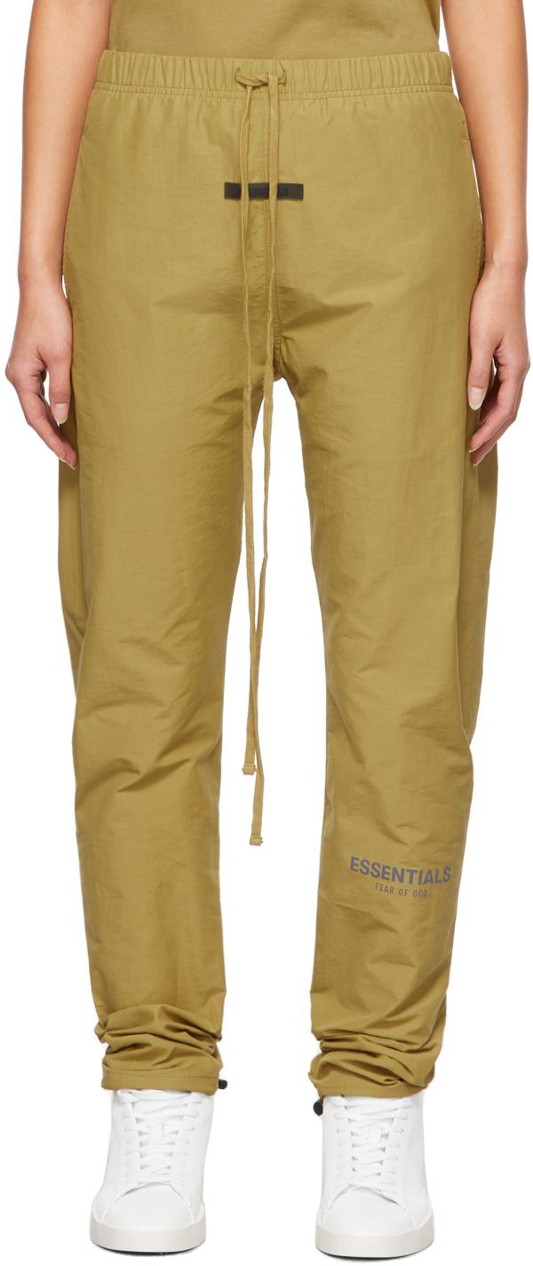 Khaki Track Lounge Pants