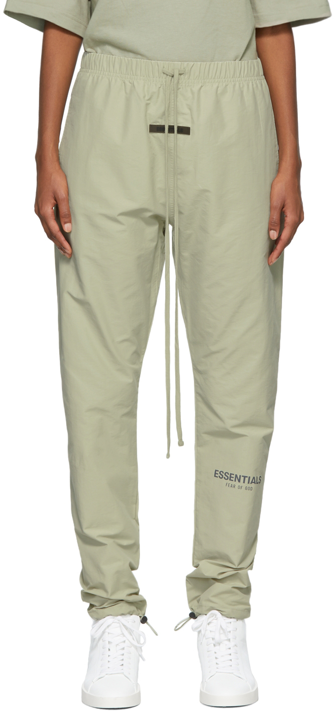 Green Track Lounge Pants
