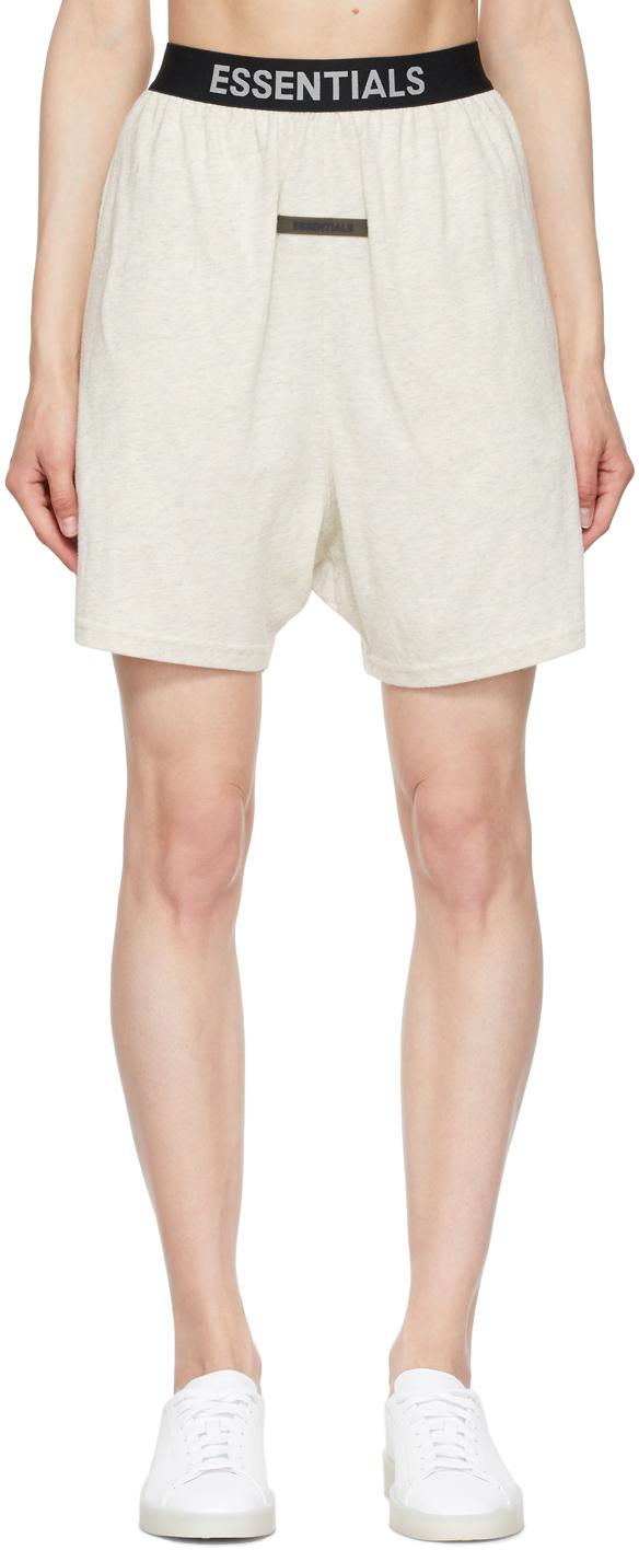 Off-White Logo Lounge Shorts
