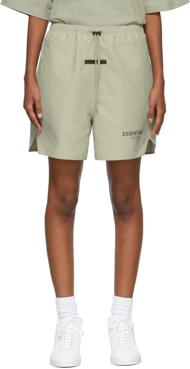 Green Volley Shorts