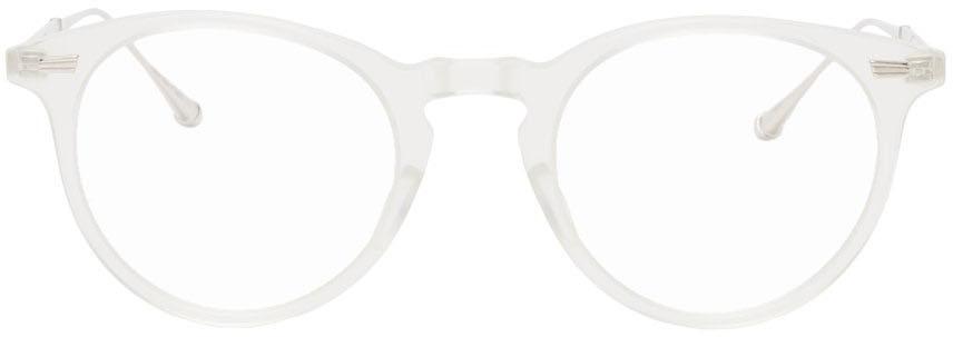 Transparent M2026 Glasses