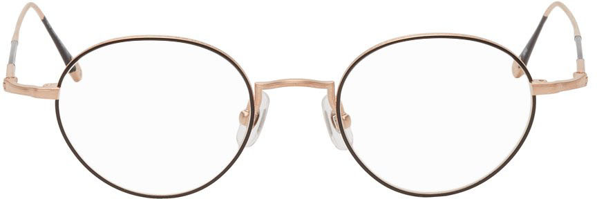 Rose Gold 10189H M Glasses