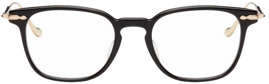 Black & Gold M2052 Glasses