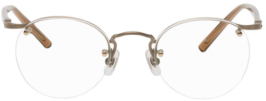 Gold M3107 Glasses