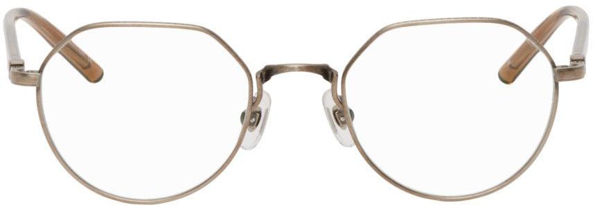 Gold M3108 Glasses
